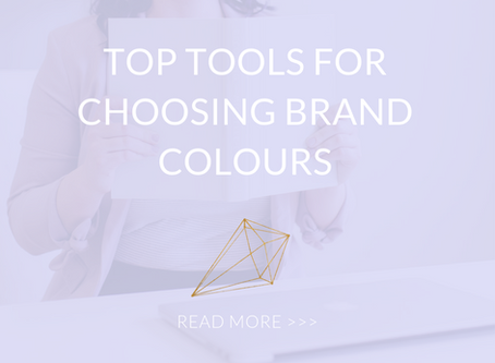 Top Tools for Choosing Brand Colours