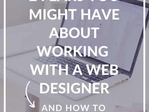 How to make sure you get what you want when working with a web designer