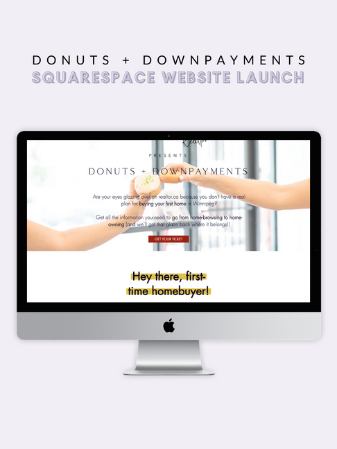Realtor Dana Graham Landing Page Design