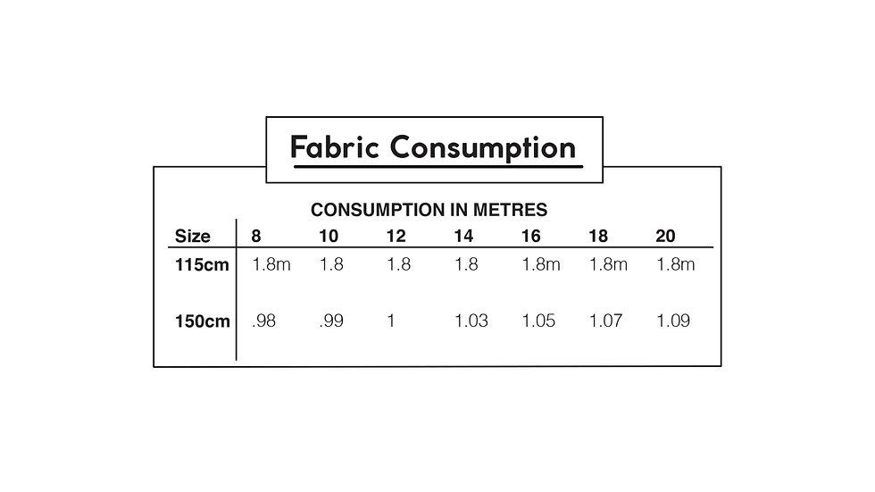 Kabuki Tee PDF Pattern