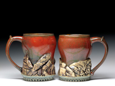 Red Series Mug | Crystal Nykoluk Earthshaper