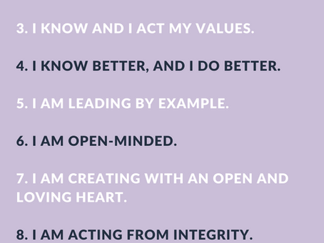 23 Heart-Centered Business Affirmations