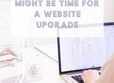 10 Signs It's Time to Upgrade From a DIY Website