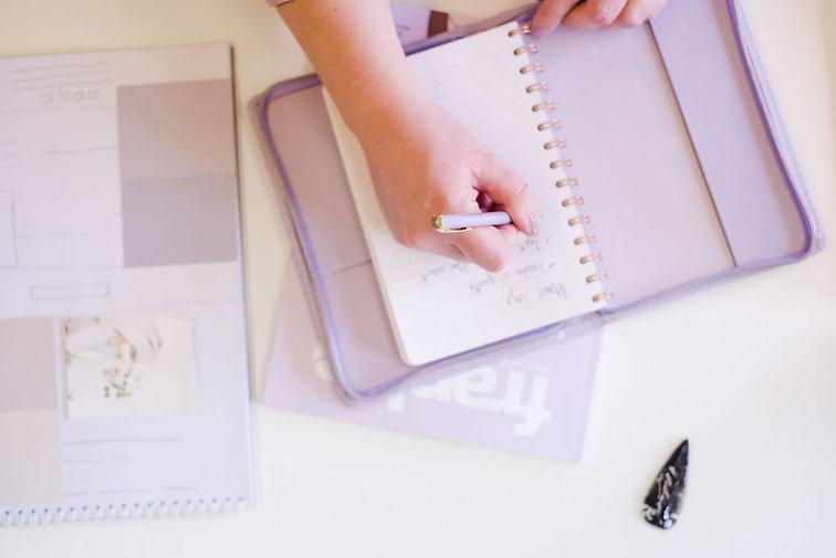 Business Mindset Journaling _ Clear Quar