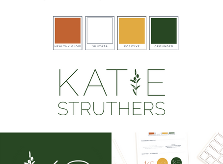 Katie Struthers Energy Healing Brand
