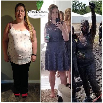 Krystal Transformation Image - Live One Life Coaching