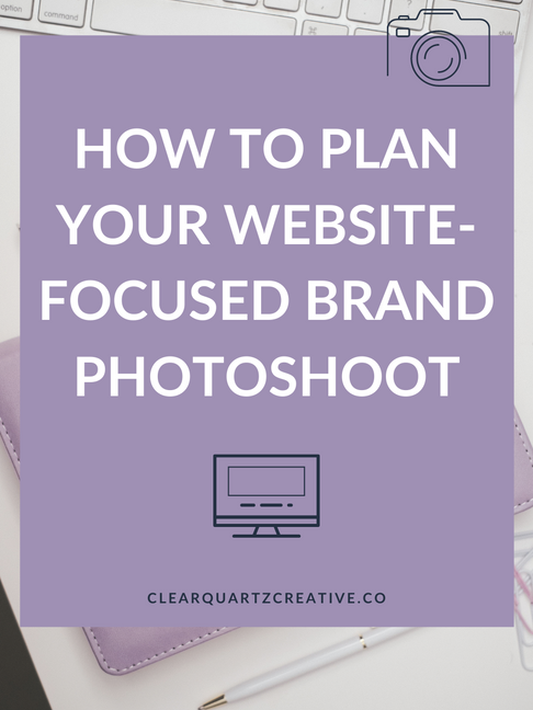 How To Plan a Brand Photoshoot for Your Website