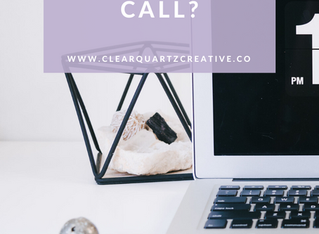 All About Discovery Calls (or as I call them, Dream Sessions!)