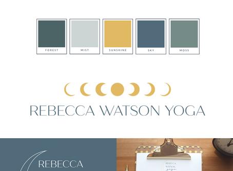 Rebecca Watson Yoga Brand