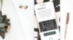 Chantelle Andercastle Design - Brook Drabot Glass Mobile Website