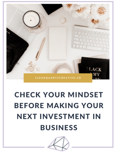 Check Your Mindset Before Making Your Ne