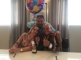 Felicidades Osvir & Leidis