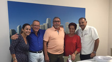 Felicidades a Jose Hernandez y señora!