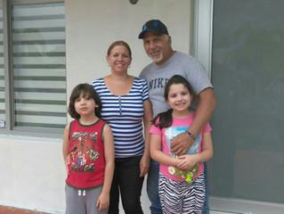 Felicidades Familia De Armas!