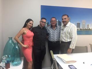 Felicidades Yosmel y Yudamy!