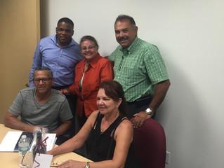 Felicidades a la Familia Soriano