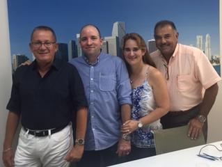 Felicidades a la Familia Benavides/Diaz
