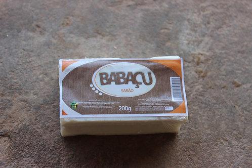 Sabão em barra de oléo de coco babaçu 200g - 5 unidades