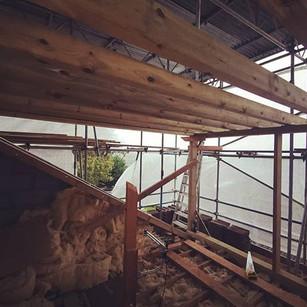 Loft conversion site visit this afternoo