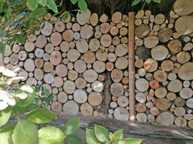 The Grange, Log Wall Complete 2.jpg