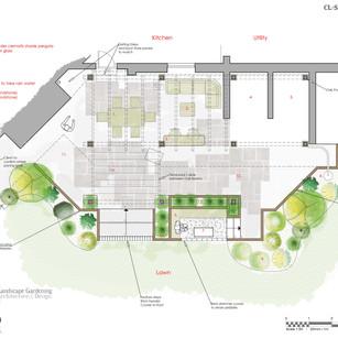 CL-SB-Winchelsea House- Landscape Design
