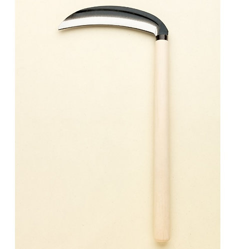 Japanese Hand Sickle for Gardens & Grass