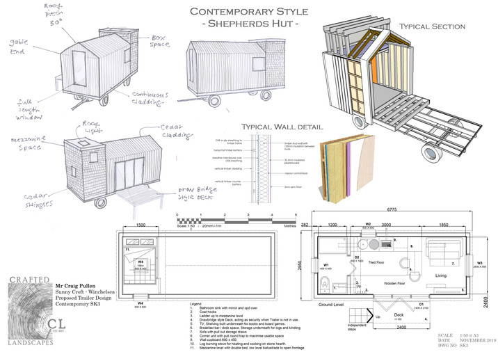 Trailer Design - Sk3 - Contemporary Styl