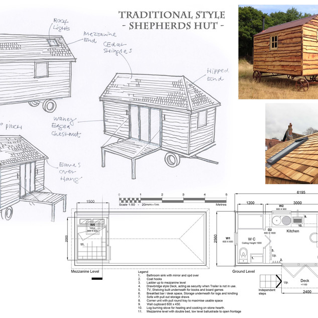 Trailer Design - Sk2 - Traditional Style