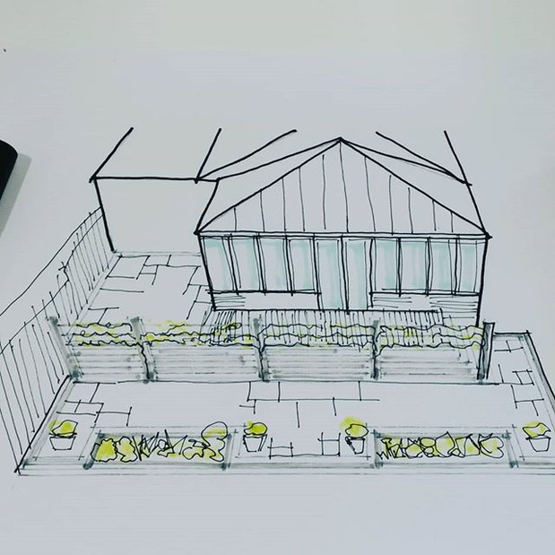Garden Design - Maplehurst Rise