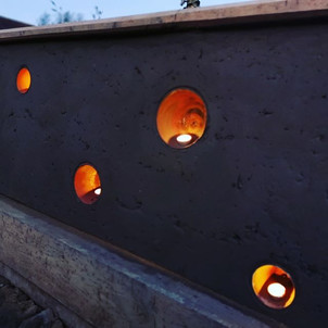 Candle light test._#craftedlandscapes_#e