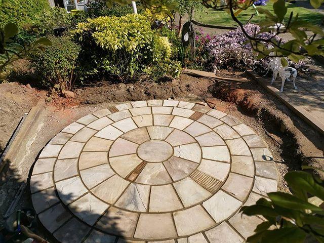 Circle Patio