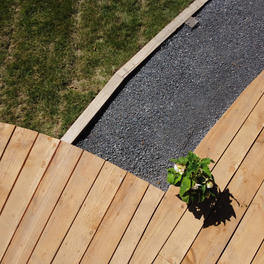 Curved Decking