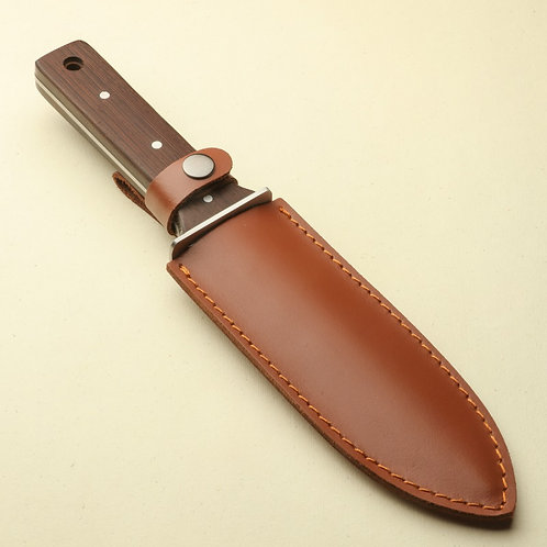 Hori Hori Knife Deluxe & Leather Holster