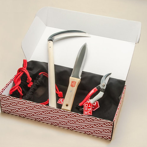 Japanese Garden Hand Tool Set - Only £49.99 - Spring offer!