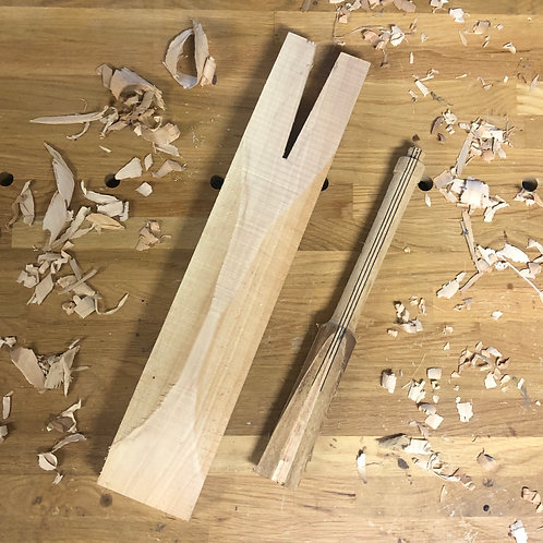 Make your Own Bat (Start from Scratch)