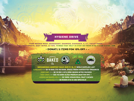 Greenworks Cannabis August Sales