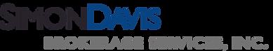 Logo for Simon Davis Brokerage Services, Inc.