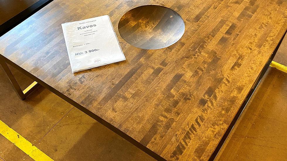 Kavos soffbord 100x100