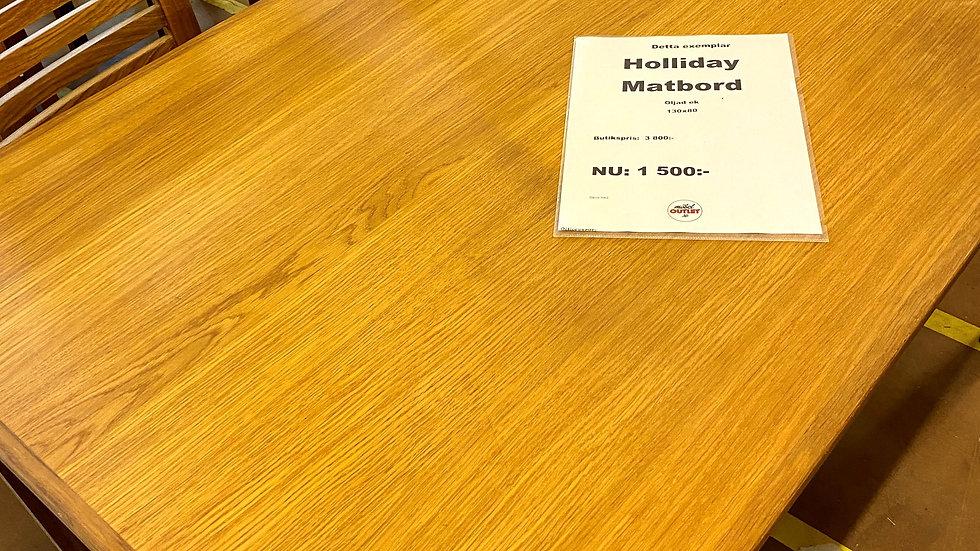 Matbord Holliday 130x80 cm