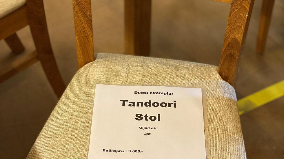 Stol Tandoori i oljad ek 2st