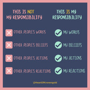 This is (not) my responsibility