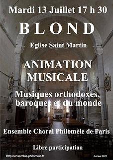 Musique baroque, orthodoxe et du Monde