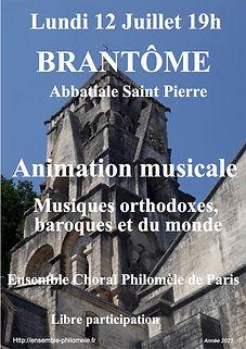 Musiques orthodoxes, baroque et du Monde