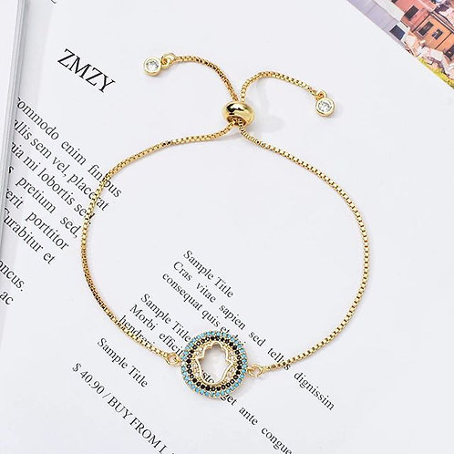 Hamsa Amulet Bracelet