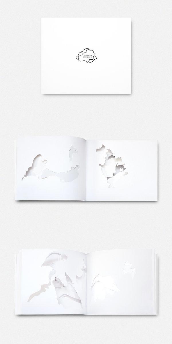 Design graphique, graphisme, Identité visuelle, Thomas Soulié, édition unique, La Traversée