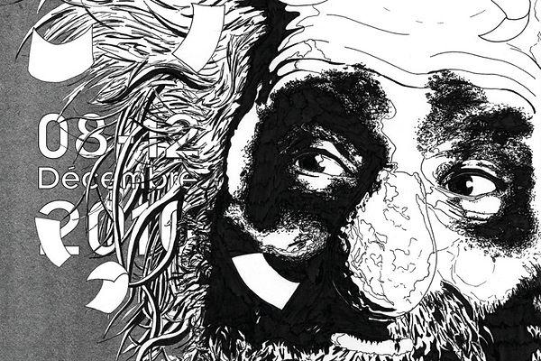 Design graphique, graphisme, Identité visuelle, Thomas Soulié, affiche, illustration, slava's snow show, maison de la culture amiens