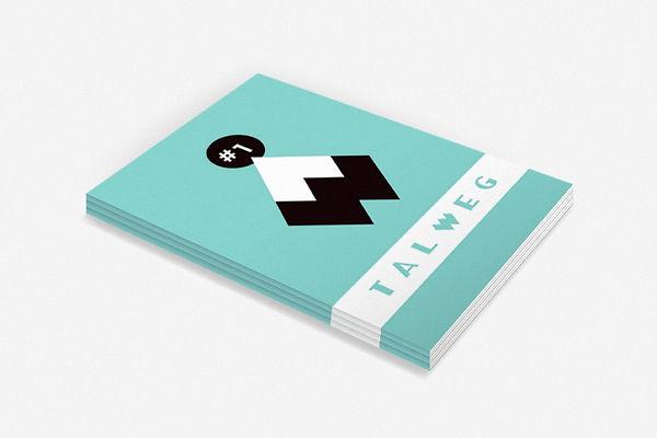 Design graphique, graphisme, Identité visuelle, Thomas Soulié, Magazine scientifique Talweg