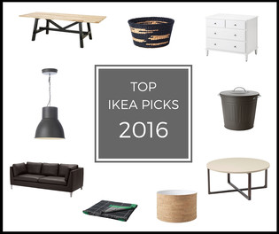 Top IKEA Picks for 2016!!