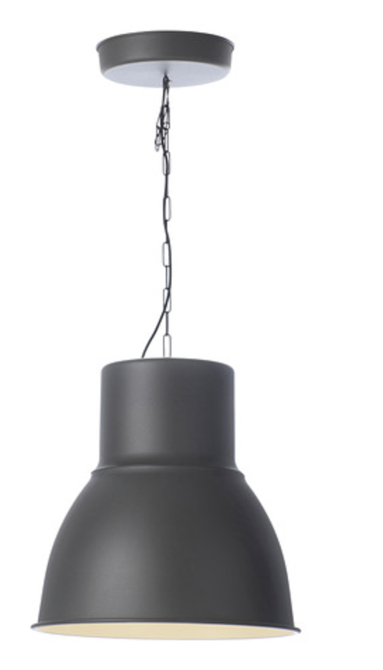 IKEA HEKTAR Light - Dark Grey