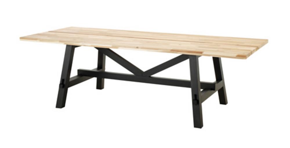 IKEA SKOGSTA Dining Table